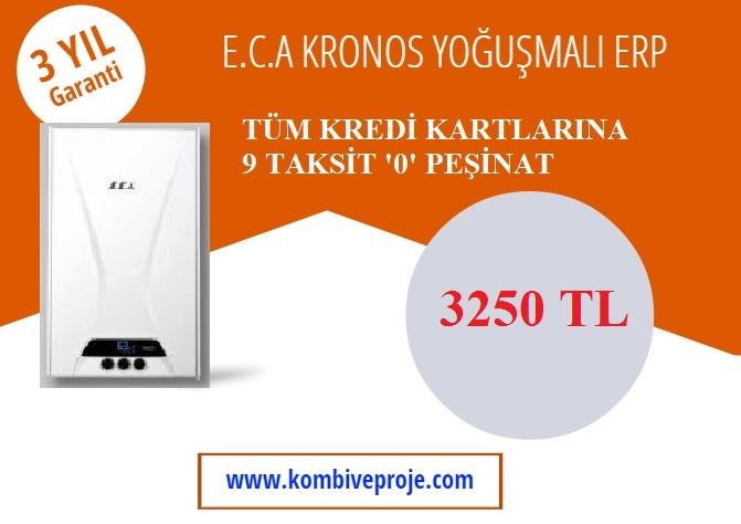 Yogusmali kombi fiyatlari 2019- Eca kronos yogusmali kombi